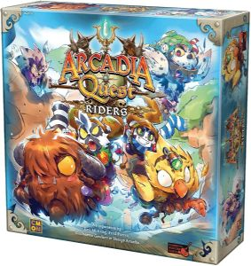 Arcadia Quest: Riders Expansion